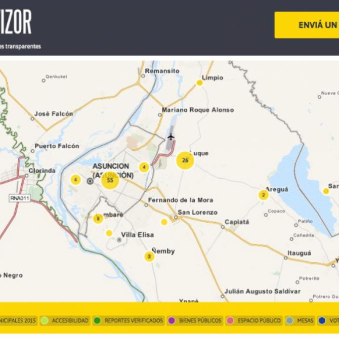 Ciudadanos reportaron irregularidades a través de El Avizor
